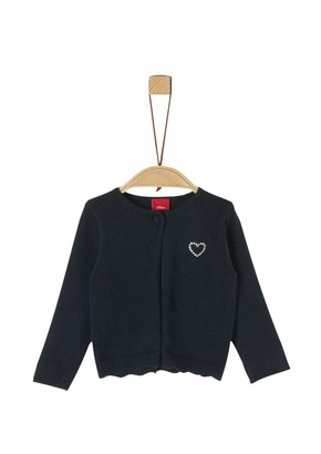 S'Oliver Baby Girls' 59.911.64.2068 Cardigan