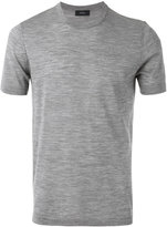 Joseph short sleeved T-shirt - men - Merino - S