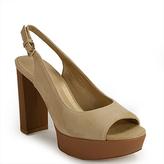 Stuart Weitzman Slingshot - Platform Sandal