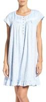 Eileen West Women's Short Jersey Nightgown
