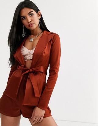 Public Desire tailored blazer co-ord