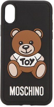 Moschino Teddy Printed Iphone Max Cover