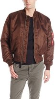 Alpha Industries Men's MA-1 Bomber Flight Jacket