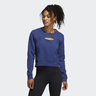 adidas 3-Stripes Performance Sweatshirt