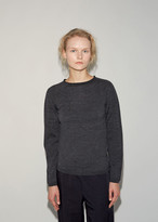 Comme des Garcons Wool Pullover