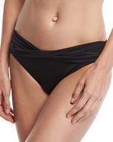 Seafolly Twist-Band Hipster Swim Bottom