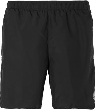 Nike Running - Challenger Mesh-Panelled Stretch-Shell Shorts - Men - Black