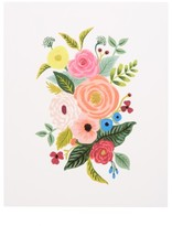Rifle Paper Co. Juliet Rose Art Print