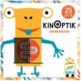 Djeco Multicoloured Animonster Kinoptik Game