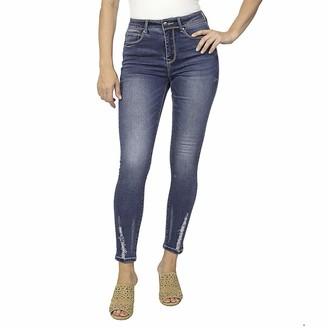 Lola Jeans Women's Plus Size Alexa Ankle