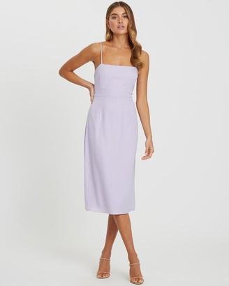 Chancery Whitley Midi Dress