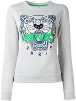 Kenzo Tiger sweatshirt - women - Cotton - M