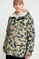 Columbia Delta Marsh 1983 Camo Parka Jacket