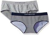 Tommy Hilfiger Women's 2pk Seamless Hipster