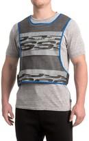 Skechers Reflective Running Vest