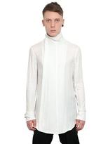 Julius Rayon Cashmere & Silk Shirt