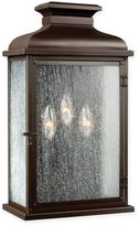 Feiss Pediment Outdoor Sconce Collection