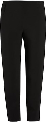 Giorgio Armani Double Stretch Wool Trousers