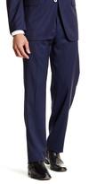 """Calvin Klein Malik Flat Front Wool Pant - 30-32"""" Inseam"""