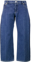 Balenciaga Rockabilly jeans - women - Cotton - 34