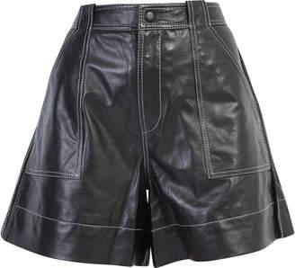 Ganni Flared Shorts