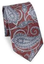 Brioni Floral Paisley Tie
