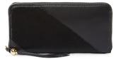 Diane von Furstenberg Leather Continental Long Wallet