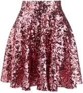 Dolce & Gabbana High-Waisted Sequin Skirt