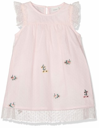 Name It Baby Girls' Nbfhussa Tulle Capsl Dress