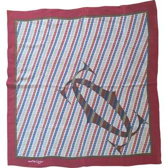 Cartier Multicolour Silk Silk handkerchief