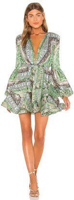 Bronx and Banco Bedouin Mini Dress