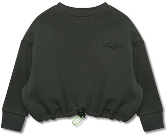 M&Co Utility sweatshirt (3-12yrs)