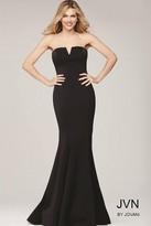 Jovani Fitted Strapless Dress JVN31147
