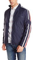 French Connection Men's The Eagle Has Summer Nylon Jacket