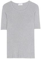 Frame Le Fit Silk T-shirt