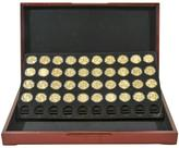 2007-2016 Uncirculated Presidential Dollars Set in Wooden Box