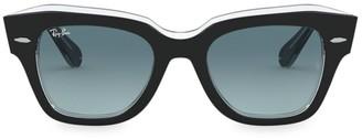 Ray-Ban RB2186 49MM Classic Wayfarer Sunglasses