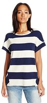 Stateside Women's Large Rugby Tee