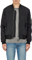 Ksubi Men's Mr. Shankley Nylon Bomber Jacket-BLACK