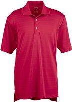 adidas Men's A161 ClimaLite Textured Short Sleeve Polo, XL