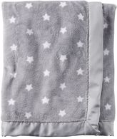 Carter's Baby 30 x 40 Patterned Plush Blanket
