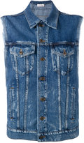 Faith Connexion denim waistcoat - women - Cotton - XS