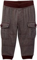 Tea Collection Herringbone Cargo Pant (Baby Boys)