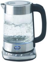 Nesco 1.8 Qt. Glass and Stainless Steel Electric Tea Kettle