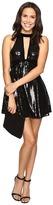 Free People Film Noir Sequin Mini Dress