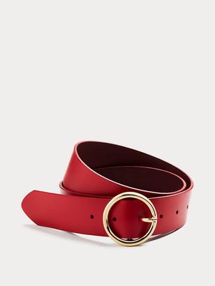 Diane von Furstenberg Arbie Leather Belt