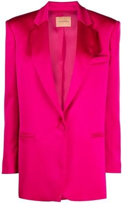 Andamane Single-Breasted Blazer