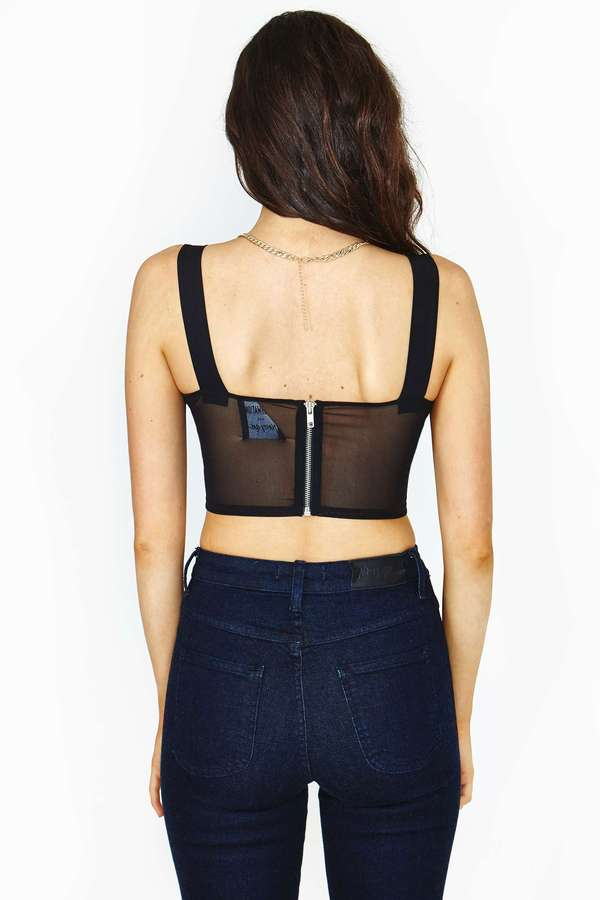 Nasty Gal Reformation For Power Play Bustier