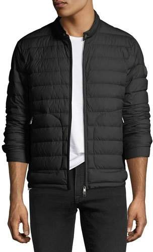 Moncler Acorus Quilted Stretch Jacket