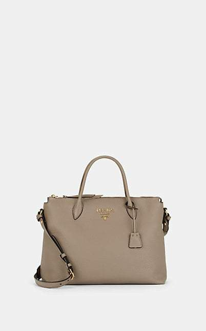 1ec667b4efa8 Prada Grey Bag - ShopStyle